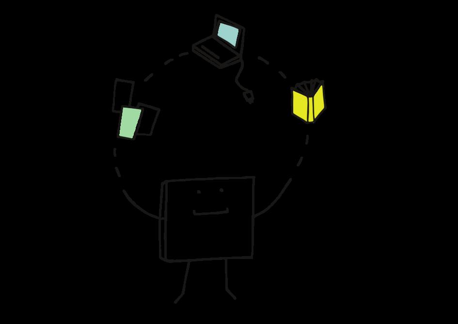 Verwaltung, Computer, Literatur
